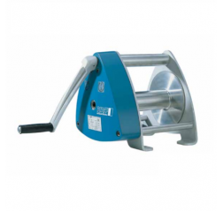 Aluminium Hand Winch - Console Mounted