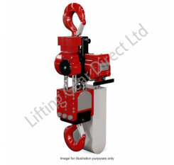 Red Rooster Air Hoists TCR-9000/3  TCR-12000/4 & TCR-15000/5
