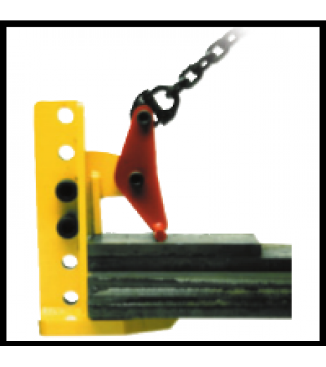 Topal TLR Adjustable Horizontal Plate Clamps