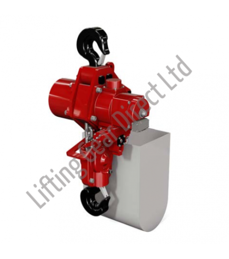 Red Rooster Air Hoists TNC-10TWLPE  TNC-15TW/3 & TNC-20TW/4
