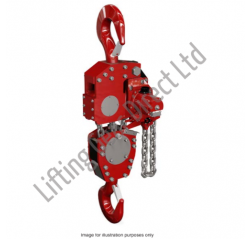 Red Rooster Air Hoist TNC-25TWLPE & TNC-37.5TW/3