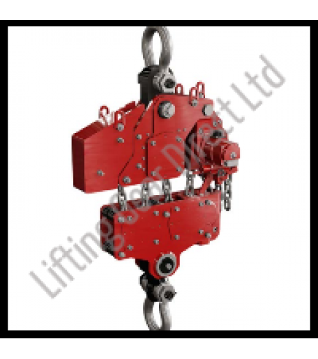 Red Rooster TNC-50TW/4(H) Air Hoist