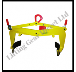 Topal VFA Automatic Drum Clamp