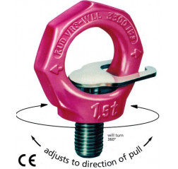 RUD Starpoint VRS Swivel Eye Bolt