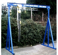 3000kg A-Frame Lifting Gantry