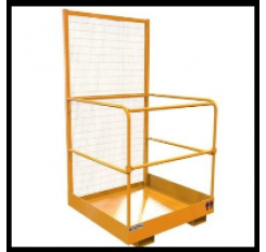 2 Person Forklift Safety Cage Contact WP Series