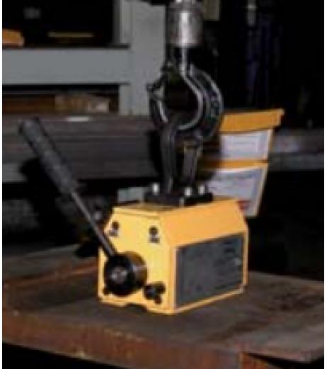 Yale Permanent Lifting Magnet TPM 0.8