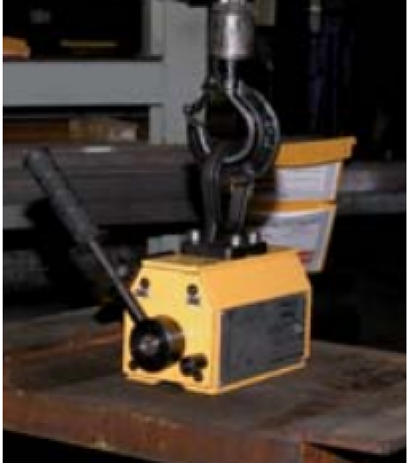 Yale Permanent Lifting Magnet TPM 2.0