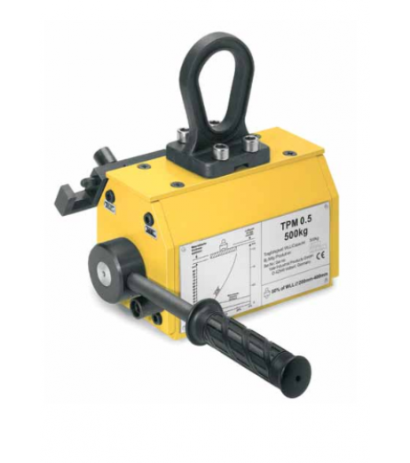 Yale Permanent Lifting Magnet TPM 0.1