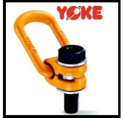 Yoke Metric Thread Swivel Eye Bolt
