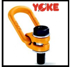 Yoke UNC thread Swivel Eye Bolt