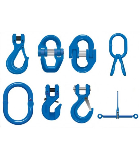 Tycan Chain Components