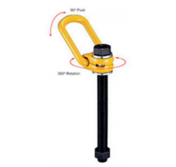Yoke Grade 8 Metric Thread Swivel Anchor Point